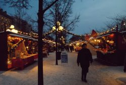 Švedija, kalėdinės mugės