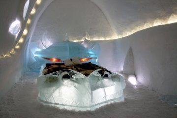1. Ice Hotel