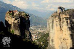 Meteoros vienuolynas. Graikija.