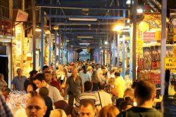 Prieskonių turgus. Stambulas, Turkija.