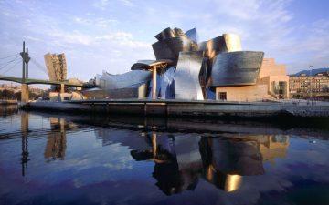 Gugenhaimo muziejus, Bilbao, Ispanija