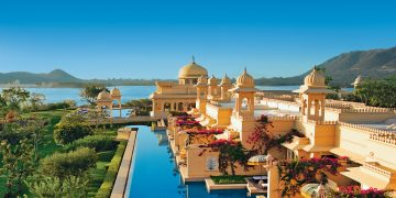 2. The Oberoi Udaivilas