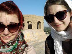 Kelionių istorija: Iranas