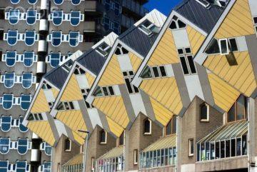 Kubuswoningen, Olandija
