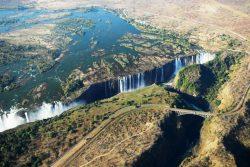 Victoria kriokliai, Zambija