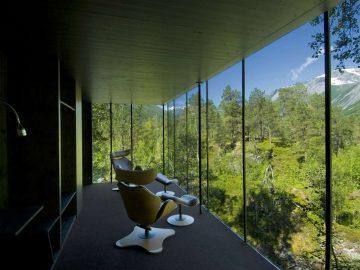 8. Juvet Landscape Hotel