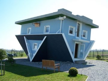 Upside Down House, Vokietija