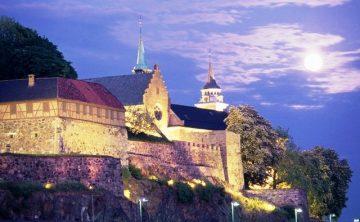 Oslas, Akershus tvirtovė