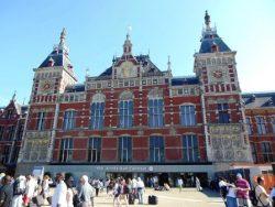Amsterdamo centrinė stotis