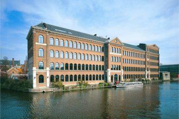Amsterdamo deimantų gamykla