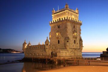 Beleno bokštas, Portugalija
