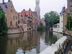 Briugė, Belgija