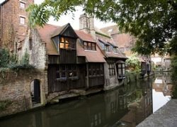 Briugės kanalai, Belgija