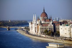 Budapeštas ir Dunojus