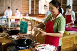 Chiang Mai Thai maisto gaminimo kursai, Tailandas