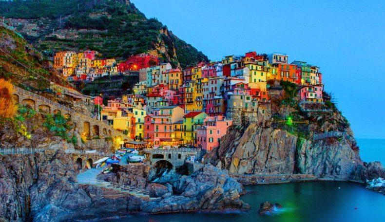 Cinque Terre, Italija