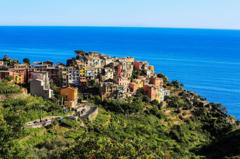 Corniglia, Cinque Terre, Italija