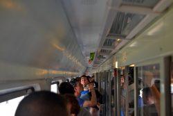 Pamokanti istorija apie keliones traukiniais