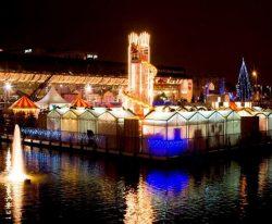 Dublinas, Docklands kalėdinė mugė