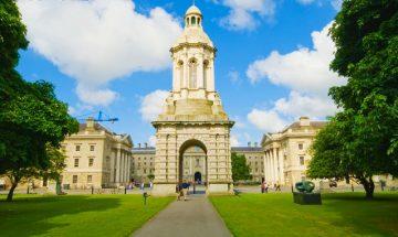 Dublinas, Trinity Universitetas