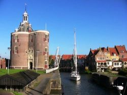 Enkhuizenas, Olandija