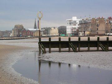 Edinburgas, Portobelo papludimys