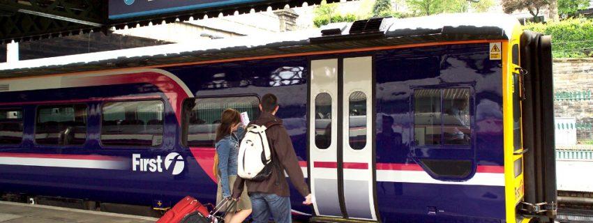 Edinburgo traukinių stotis