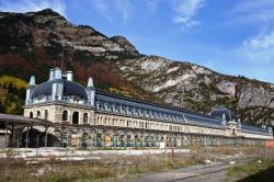 Estacion Canfranc, Ispanija