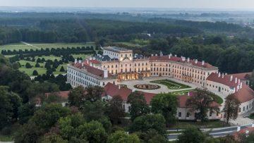 Eszterhaza rūmai, Vengrija