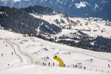 FREESTYLE_CIRCUS_SERFAUS_snieglenciu_parkas_Austrija