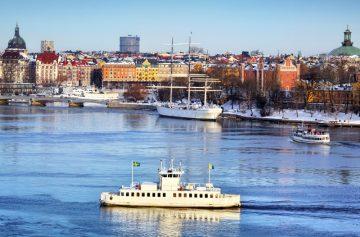 Fjallgatan, Stokholmas