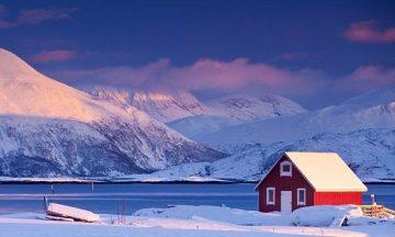 Flam, Norvegija
