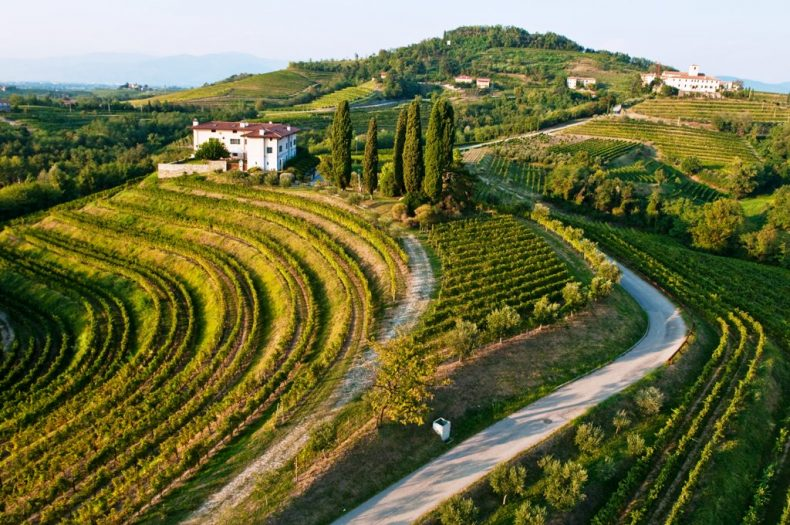 Friulis-Venecija Džulija, Italija
