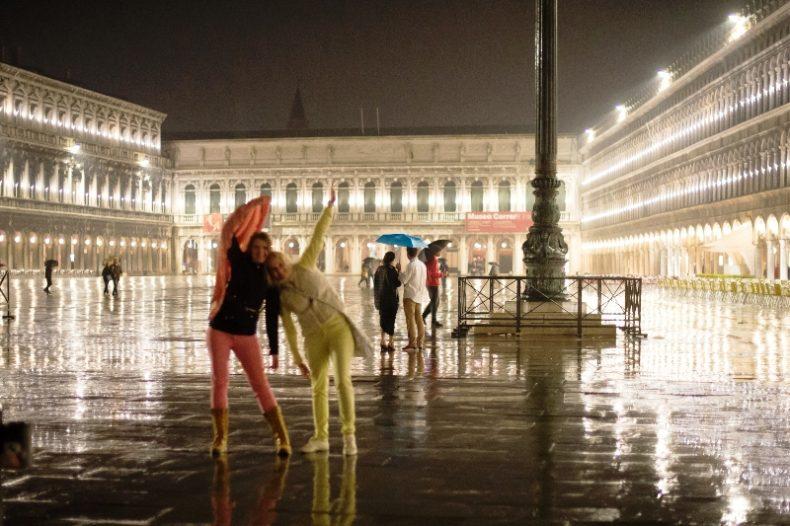 Sesės Venecijoje, Italija