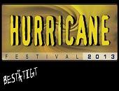 Hurricane festivalis Vokietijoje 2013
