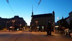 Kelionių istorija: Tarpinė kelionės stotelė - Brno