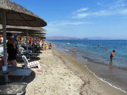 Kelionių istorija, Simona, Trumpa kelionė į Koso salą