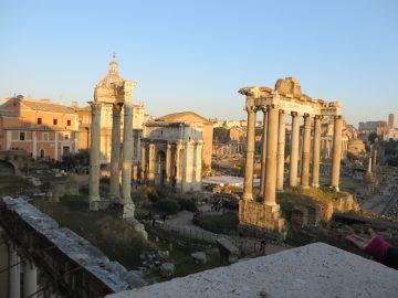 KELIONIŲ ISTORIJA: Visi ieškojimai nuvedė į Romą