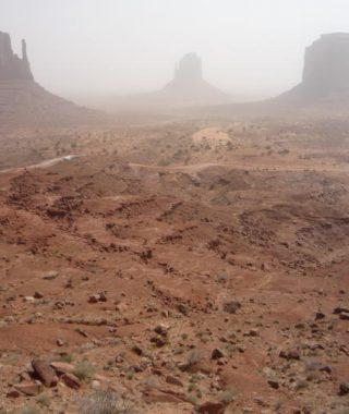 JAV, Monumentų slėnis, kelionės pasakojimas