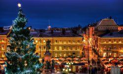 Kalėdinės mugės Helsinkyje