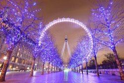 Kalėdinė mugė Londone
