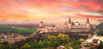 Podolės Kameneco tvirtovė, Ukraina