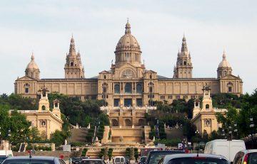 Katalonijos nacionalinis muziejus, Barselona