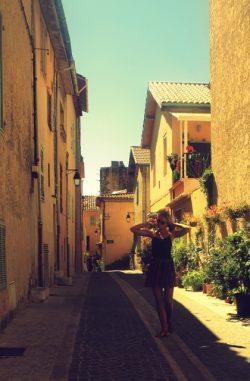Kelionė į Provansą, Marselis