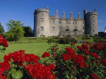 Kilkenio pilis, Airija