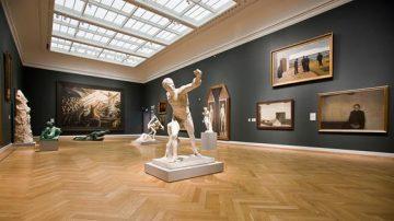 Kopenhaga_Nacionaline_galerija