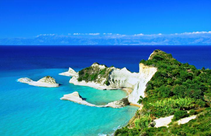 Korfu sala (Kerkyra)