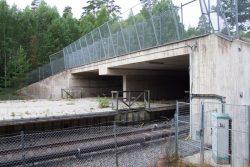 Kymlinge metro stotis, Svedija