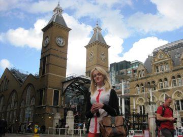 Keliautojos Lauros istorija apie keliavimą traukiniais