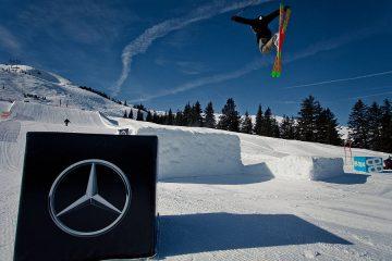 MERCEDES-BENZ_snieglenciu_parkas_Kitzbuhelis_Austrija